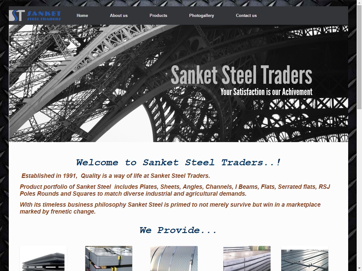 Sanket Steel Traders